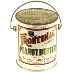 Fine little Frontenag Peanut butter tin