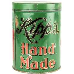 Fine Kipps Cigar Store tin Hastings Neb.