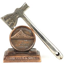 Collection of 2 includes Cyco Adv. cigar box tool