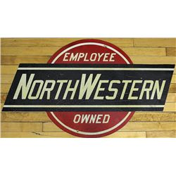 Aluminum Northwestern employee owned Railroad