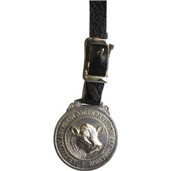 Antique watch fob from the American Aberdeen