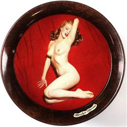 Original Marilyn Monroe tip tray
