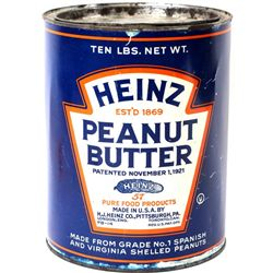 Antique Hines Peanut Butter tin