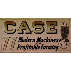 "Vintage Case 77 ""Modern Machines for Profitable"