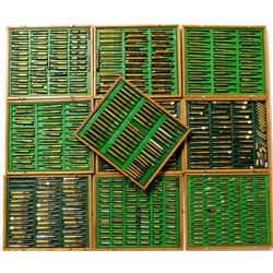 Large Collection of vintage ammunition
