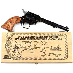 Heritage Arms Rough Rider .22 cal. SN HZ370XX