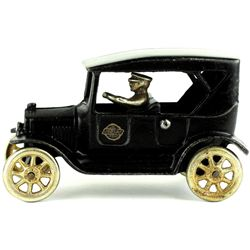 Antique Arcade cast iron Ford Touring Car 1923