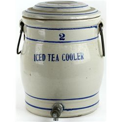 Original Red Wing 2 gal. Iced Tea Cooler