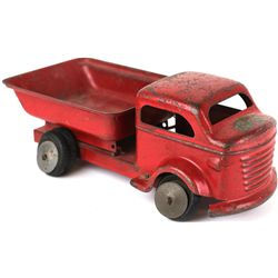 Original Richmond press tin dump truck