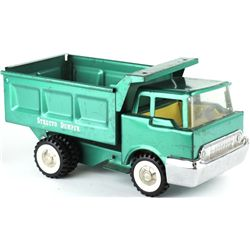 Original Structo Dumper toy tin truck
