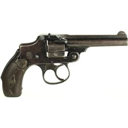 Smith and Wesson hammerless 2nd model