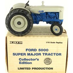 1/16 scale Ford 5000 Super Major farm toy