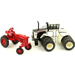 Collection of 2 farm toys includes