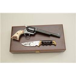 "Colt Alaska Pipeline Milepost Commemorative  SAA revolver, (623 of 801) .45 cal., 7-1/2""  barrel, bl"