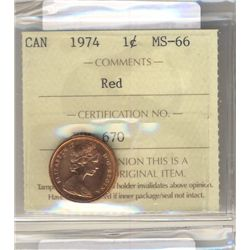 Cent 1974, ICCS MS66; Red.
