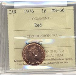 Cent 1976, ICCS MS66; Red.