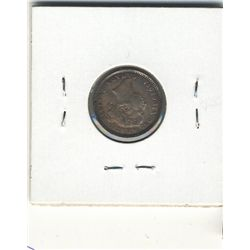 10 Cents 1888,  EF.