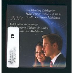 2011 20 Dollars Wedding Celedration HRH Prince William of Wales & Miss Catherine Middleton.