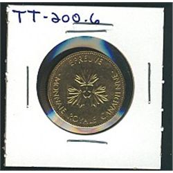 Test Token TT-200.6, EF-40.