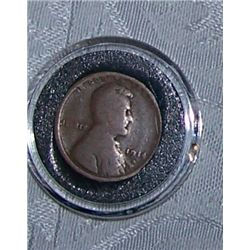 EXTREMELY RARE LINCOLN 1914-D CENT