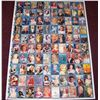 Image 2 : RARE 1993 MARILYN MONROE COMPLETE 100 CARD SET UNCUT SHEET