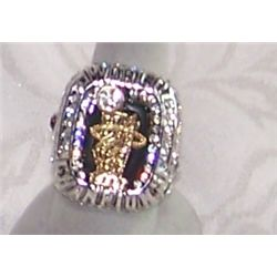 LEBRON JAMES 2012 MIAMI HEAT NBA CHAMPIONSHIP REPLICA RING