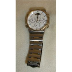Men's Seiko Watch Gold/silver Tone
