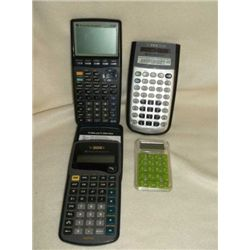 4 Pocket calculators