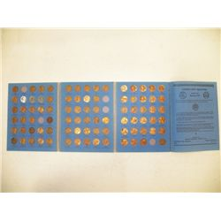 Lincoln Cent Collection 1941