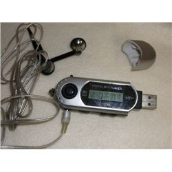 Digital MP3 Player  Silver