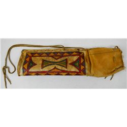 Crow Parfleche Sheath early 1900's