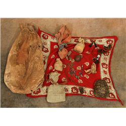 Plains Medicine Bundle with Contents