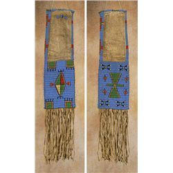 Lakota Beaded Pipebag