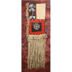 Blackfeet Saddle Drape