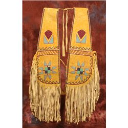 Blackfeet Beaded Crupper