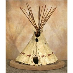 Northern Plains Miniature Teepee