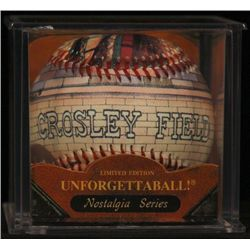 """Unforgettaball! """"Crosley Field"""" Nostalgia Series Collectable Baseball"""