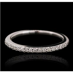 14KT White Gold 0.20ctw Diamond Ring