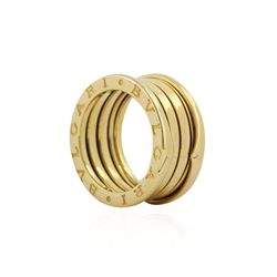 Bvlgari 18KT Yellow Gold Ring A4609