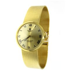 Universal Geneve Golden Shadow 18KT Yellow Gold Watch GB1153