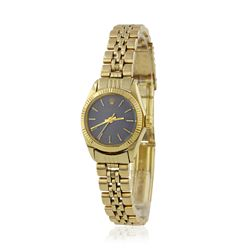 Ladies Rolex Oyster Perpetual 14KT Yellow Gold Wristwatch A4470