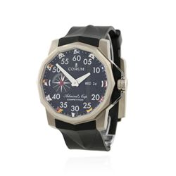 Gents Corum Admiral's Cup Competition 48 Titanium Watch GB1147