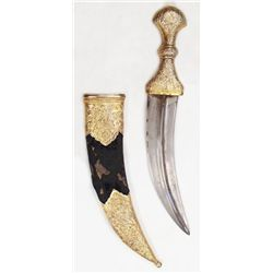 A NORTH INDIAN KUTCH DAGGER