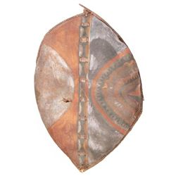 A RARE MAASAI SHIELD