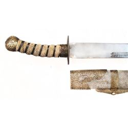 A CHINESE QING DYNASTY YAODAO SWORD