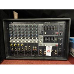 Yamaha emx 512sc mixing board manuals in office for Yamaha mixing boards