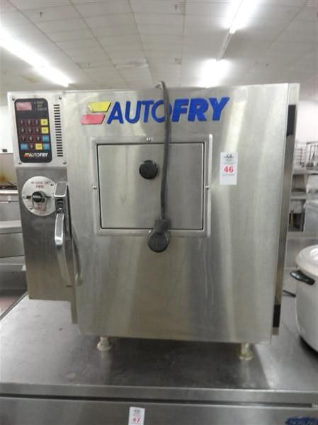 Bay Area Auto Auctions >> Auto Fry Self Contained Hoodless Automatic Deep Fryer