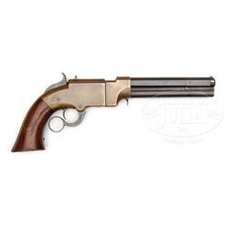 SCARCE VOLCANIC ARMS NAVY LEVER ACTION PISTOL.
