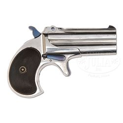 REMINGTON TYPE II DOUBLE DERRINGER.