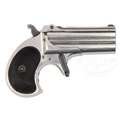REMINGTON TYPE 1 LATE PRODUCTION (MODEL 2) DOUBLE DERRINGER.